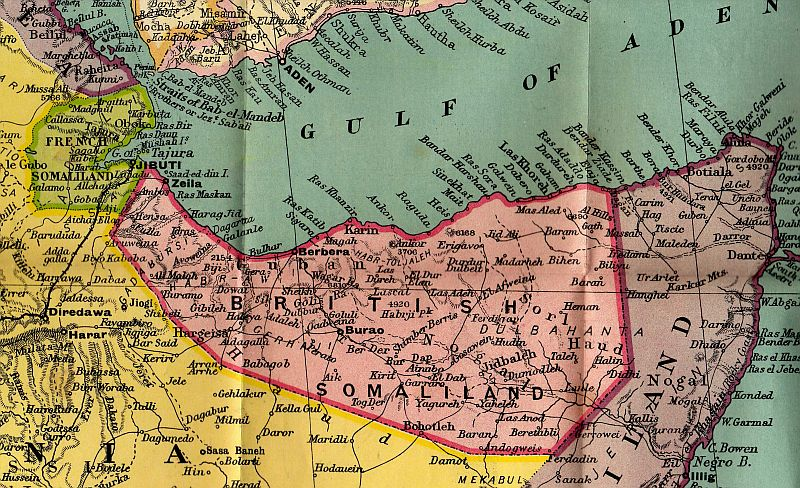 3 August 1940 worldwartwo.filminspector.com British Somaliland