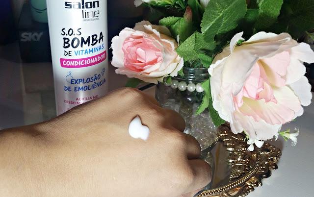 S.O.S Bomba de Vitaminas - Explosão de crescimento