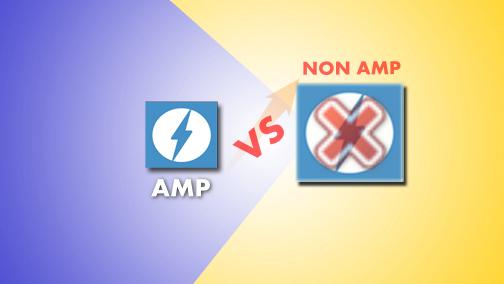 Saat ini sudah banyak blogger yang mulai melirik AMP sebagai sebuah solusi terbaru untuk mempercepat loading blog melalui hasil penelusuran AMP oleh mesin pencari seperti google.   Bahkan blogger-blogger mastah sudah banyak yang membuat template blog yang mendukung AMP diantaranya ada mas sugeng dengan template VIOMagz AMP, Kang Ismet dengan Template AMP HTML, serta Mas Adhy Suryadi dengan Template AMP premium-nya yang dijual berkisar 200.000 IDR melalui blognya di Kompi Ajaib.   Ajib kan?   Meski demikian tidak sedikit perdebatan yang terjadi di antara blogger mengenai lebih bagus mana? Apakah menggunakan template blog yang sudah AMP atau tetap bertahan saja dengan template blog HTML non AMP?   Bung Frangki seorang blogger dari Gorontalo, pernah menuliskan sebuah artikel di blognya yang menyatakan bahwa dia saat ini lebih memilih menggunakan template blogger yang belum support fitur AMP. Alasan yang mendasarinya ialah sebagai blogger ia terbiasa menggunakan widget-widget pendukung di blognya. Jika menggunakan AMP belum semua widget bisa support dan valid AMP terutama bagi blog yang menggunakan platform dari blogger atau blogspot.     Banyak yang mengalami dilema, serta bingung memutuskan mana yang terbaik untuk blognya. Oleh karena itu, menulis postingan ini saya sangat berusaha untuk bisa berdiri sebagai penengah dan membiarkan teman pembaca, supaya dapat memutuskan sendiri hendak terjun ke AMP atau tetap menggunakan blog dengan template yang belum AMP. (Khusus bagi pengguna blog platform blogger.com)   Sebelum lanjut, mungkin ada yang masih bertanya-tanya tentang --apa itu AMP?   AMP atau Google AMP yang merupakan singkatan dari Accelerated Mobile Pages sebuah proyek open source dari google untuk membantu para publisher atau webmaster dalam membuat halaman web versi mobile memiliki loading halaman dari hasil penelusuran menjadi super cepat yang dianalogikan secepat kilat.   Halaman blog AMP terdiri dari 3 Komponen, diantaranya:   AMP HTML AMP HTML adalah HTML bia