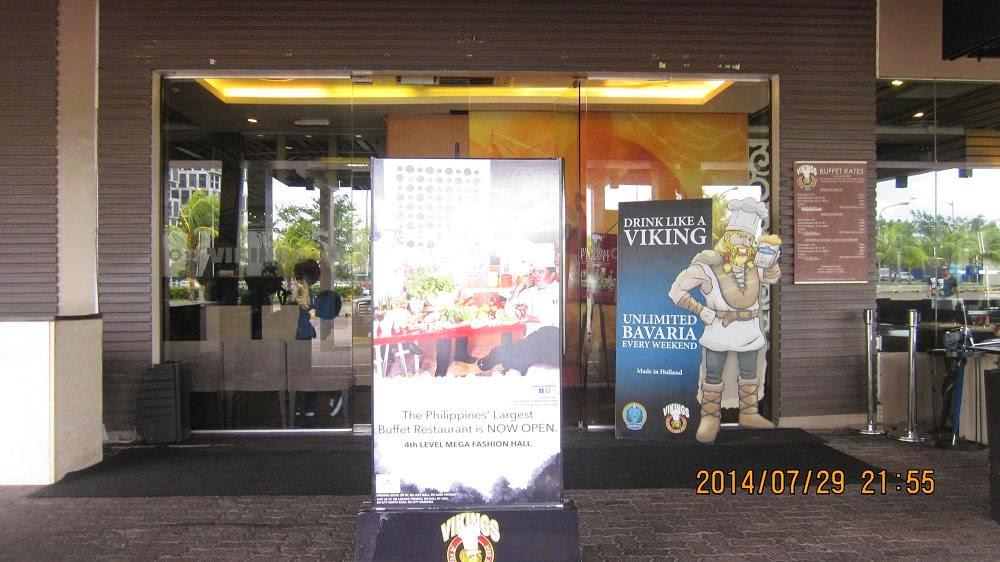 Vikings Luxury Restaurant
