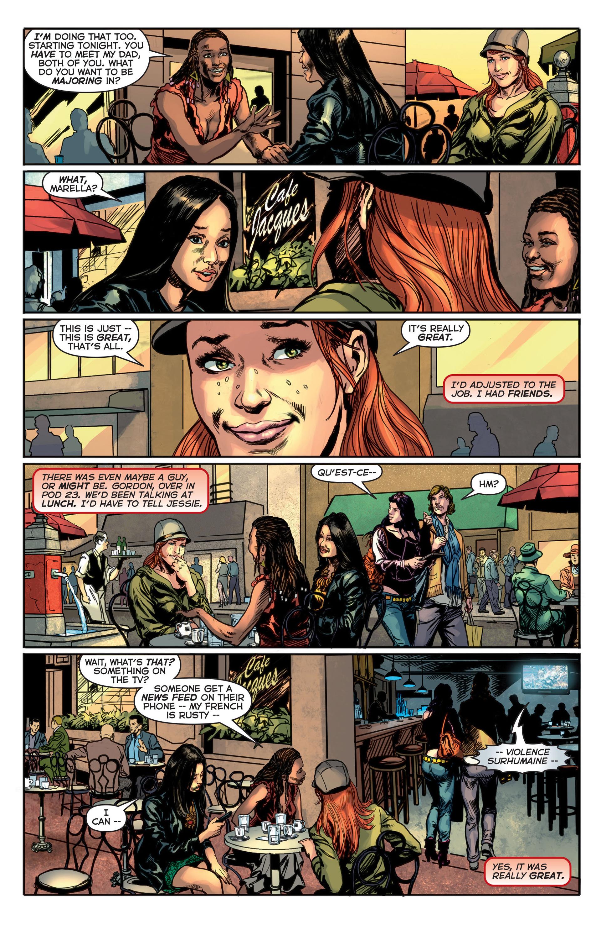 Read online Astro City comic -  Issue #2 - 22