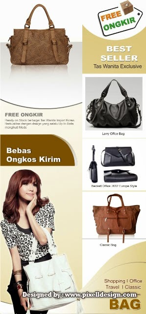 Contoh Brosur Butik Fashion