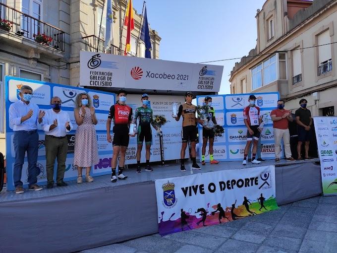 Felipe Orts ganó la carrera Xacobeo 2021