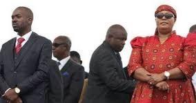 ZIMBABWE FIRST, SAYS KHUPE