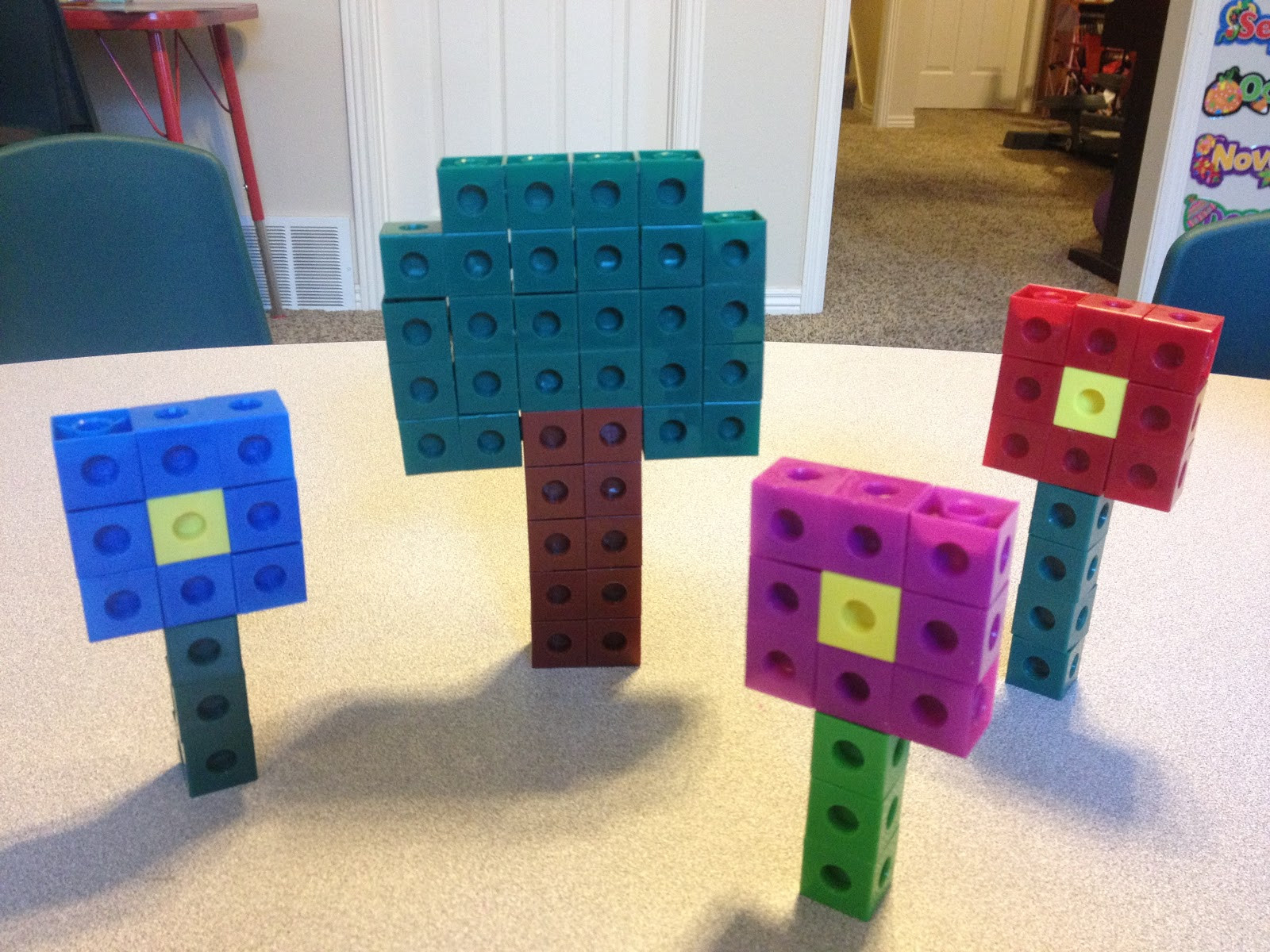 Adventures In Tutoring And Special Education Interlocking Blocks
