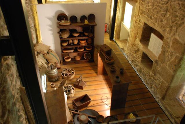 Casa Museo Maria Pita em La Coruña