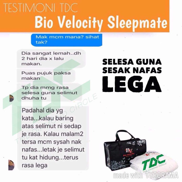 testimoni_2017_biovelocity_sleepmate