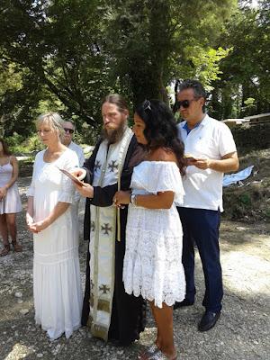 Από την Αυστραλία στην Θεσπρωτία για να βαπτιστεί Ορθόδοξη
