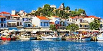 Guida turistica di Skiathos in pdf ed ebook