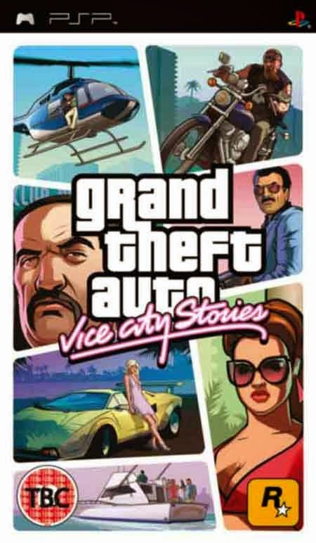 Download Grand Theft Auto [GTA] Vice City Stories ISO PPSSPP
