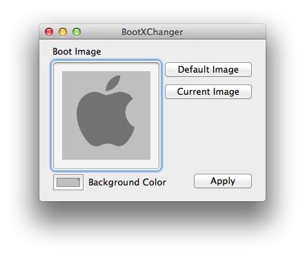 mac and i: BootXChange - customize your boot screen!