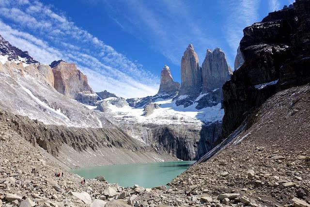 Chile - Parque Nacional Torres del Paine