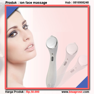 Setrika Wajah Ion Face Massager Murah