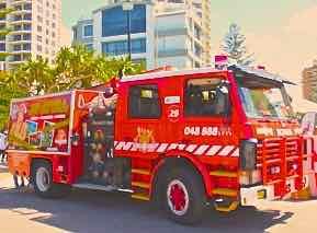 Fire4Hire Fire Brigade Tourist Attraction