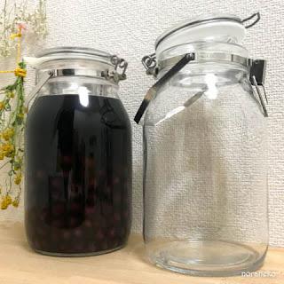 梅酒や果実酒作りにセラーメイトの瓶をおすすめする理由|果実酒