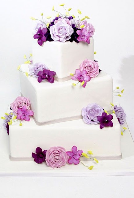 bánh sinh nhật đẹp và sang trọng