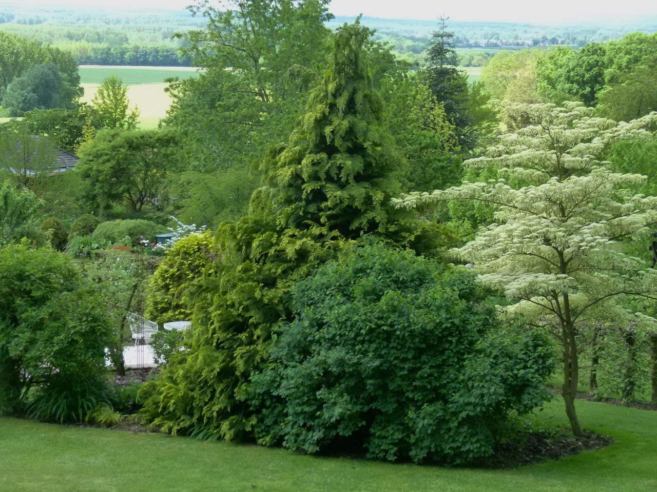 Le Blog De Parcs Et Jardins De L 39 Oise Visite Pjo Du