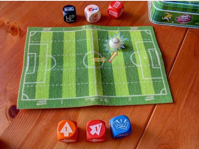 Super Goal - Esempio di Azione