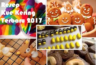 15 Resep Kue Lebaran 2017 Terbaru Unik Dan Lucu Beserta Gambarnya