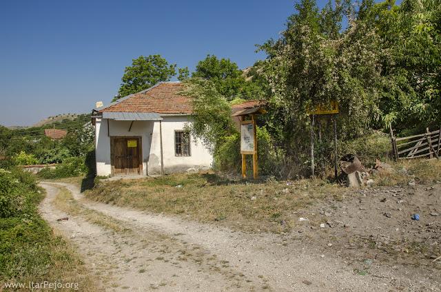 Ethno museum in Gradeshnica, Mariovo