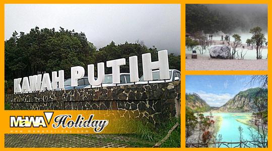 Paket Wisata Kawah Putih Bandung