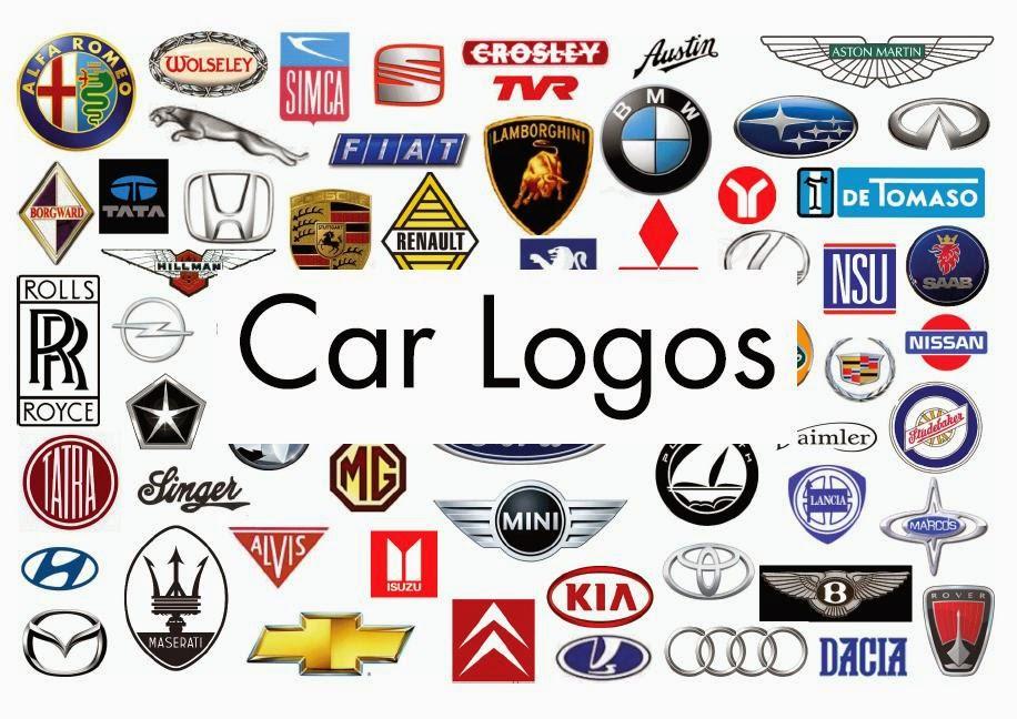 New Cars Mbah Car Logos With Names