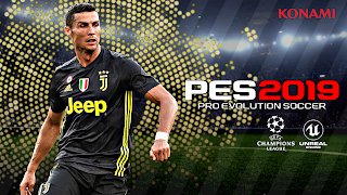 PES 2019 Android Offline 700 MB Champions League Edition