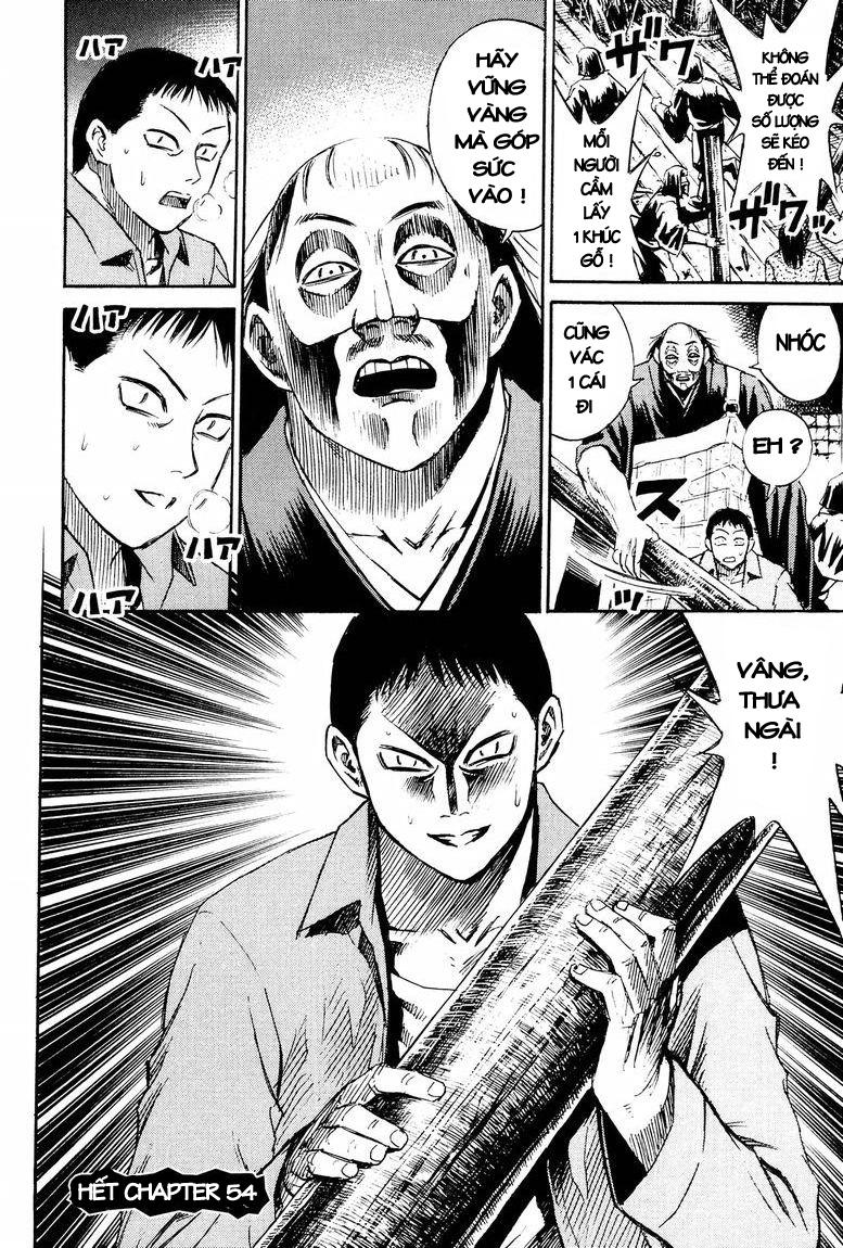 Higanjima chapter 54 trang 20