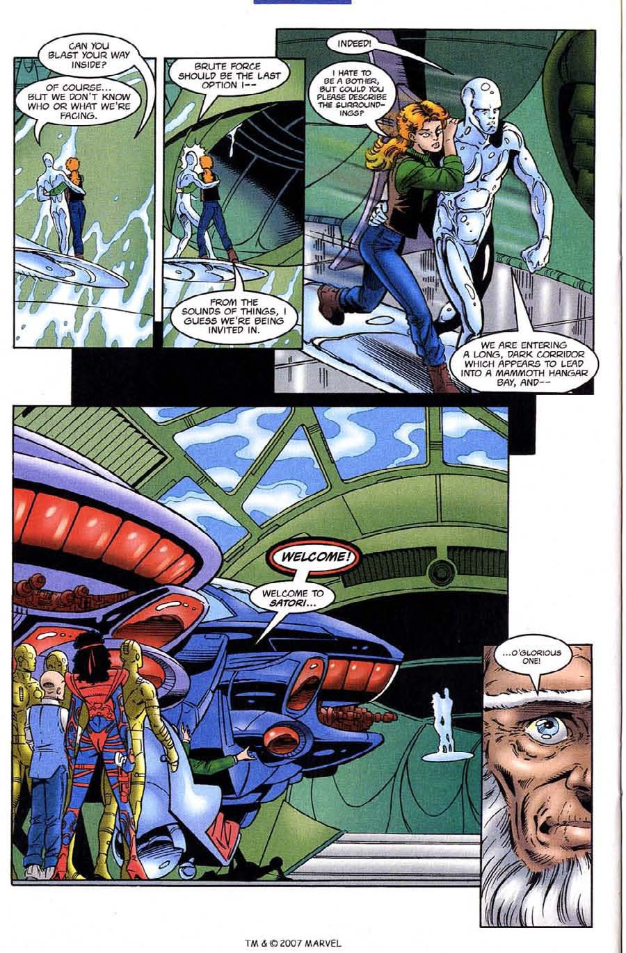 Read online Silver Surfer (1987) comic -  Issue #132 - 26