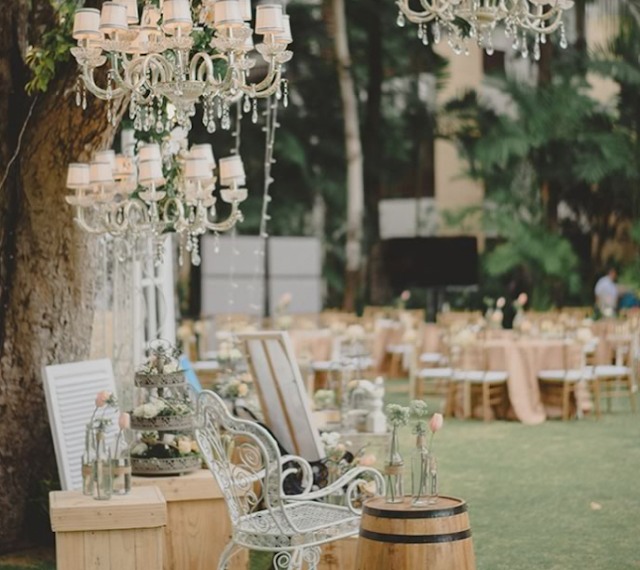 How To Make Your Pinterest Wedding a Reality