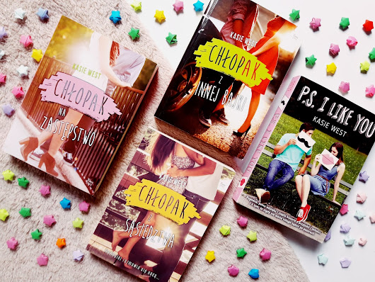 BookSummer: Kasie West