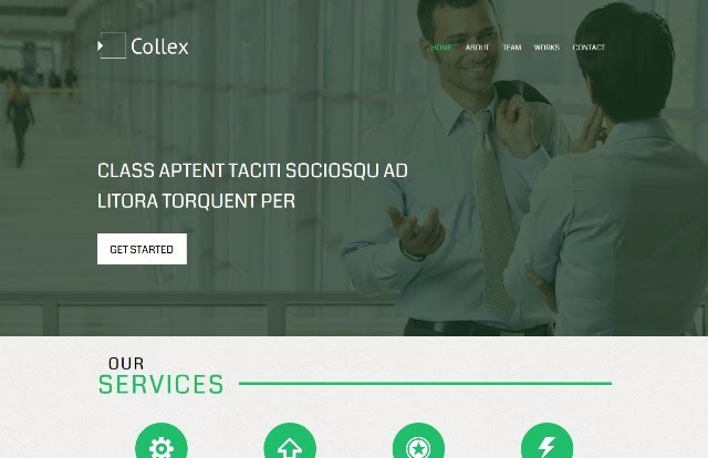 Collex - Business Muse Template