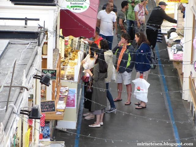 Кардиффский городской рынок
