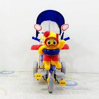 Sepeda Roda Tiga Family F993KT Octopus