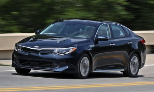 2018 Kia Optima Plug-In Hybrid Review