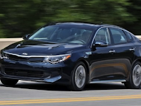 2021 Kia Optima Plug-In Hybrid Review