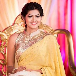 bd model nadia wedding