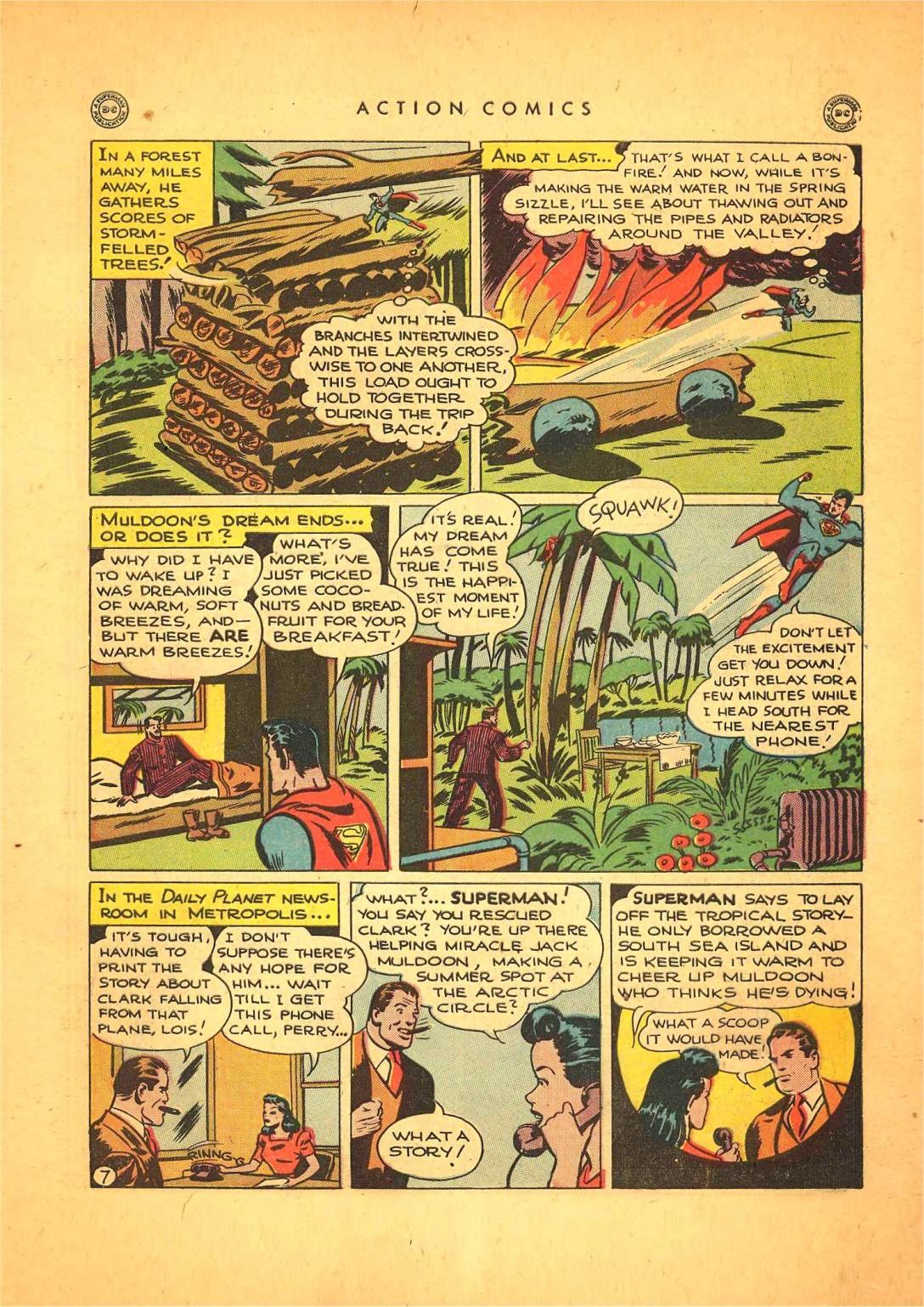 Action Comics (1938) 116 Page 7