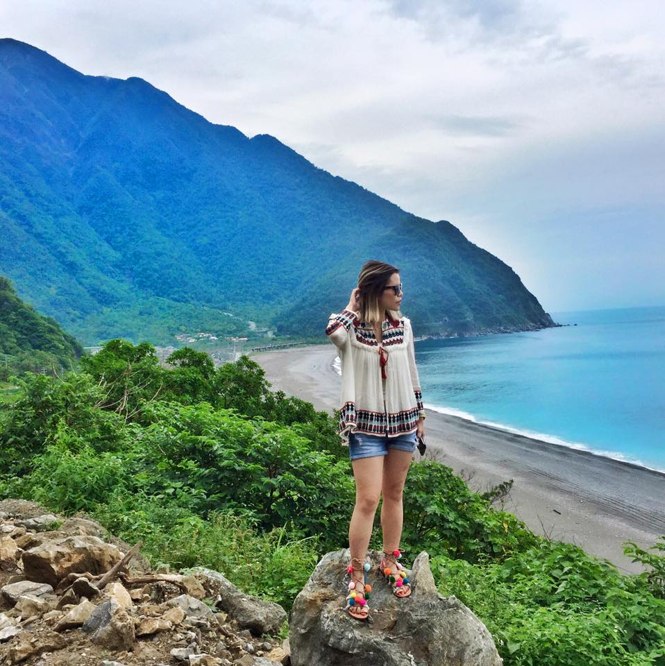 Travel with Crystal- 4 days in Taiwan- Ocean drive