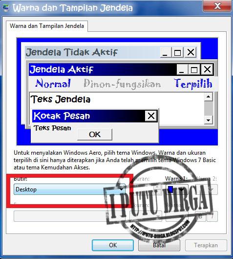 Cara ganti Jenis Font di Windows 7 - Belajar Bahasa dan ...