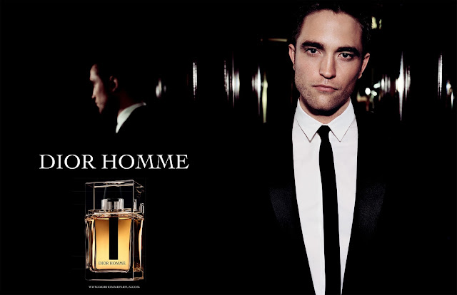 Dior Homme Robert Pattinson
