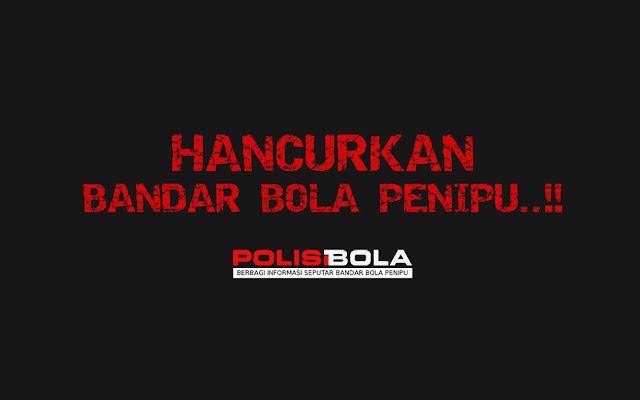 Modus Web Judi Bola Penipu di Indonesia