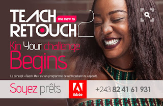 Challenge Training  Annonce : Teach Me How To Retouch 2