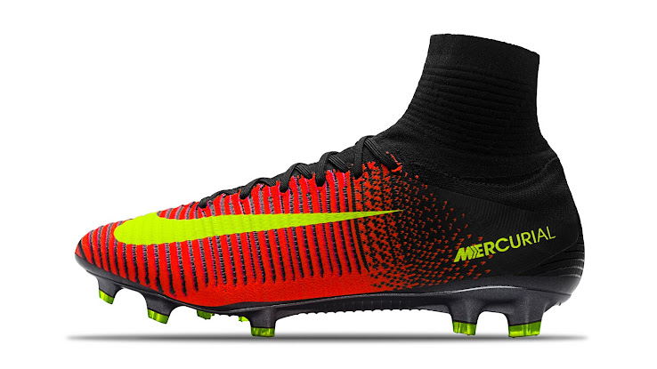 Cristiano Ronaldo presenta las botas de Nike para la Euro 2016