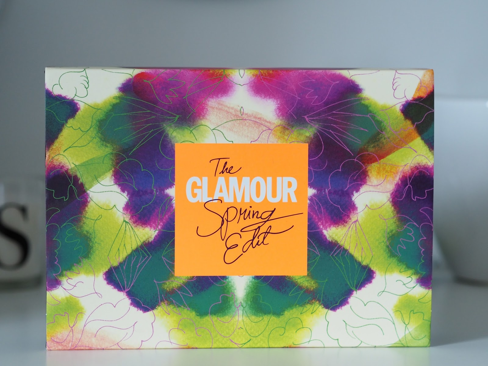 Glamour Spring edit beauty box review Latest in Beauty