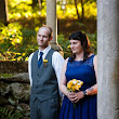 Early Fall wedding at the Codman Estate in Lincoln, MA