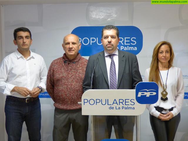 El PP denuncia la pasividad y falta de valentía para frenar los actos incívicos que se repiten en la ciudad