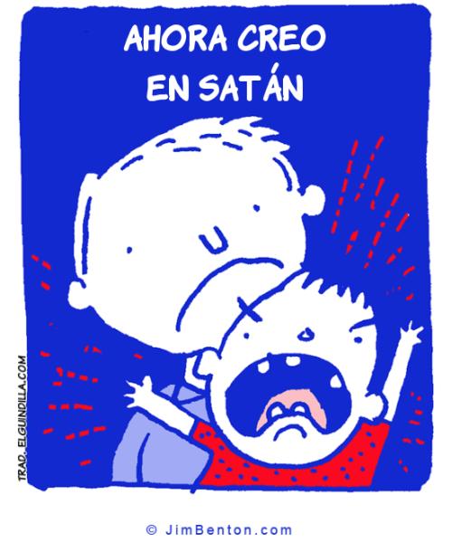 Ahora creo en Satán