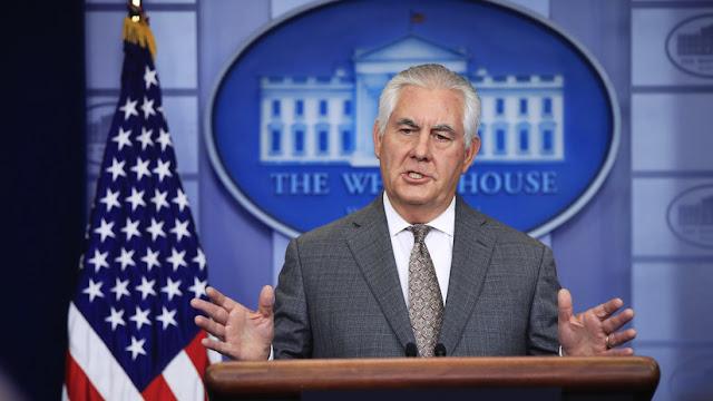 Tillerson revela cómo serán las nuevas medidas de EE.UU. contra Corea del Norte