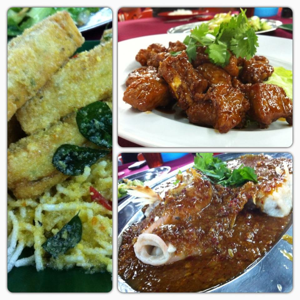 Famous Thai Food In Kepong